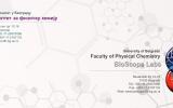 Центар за физичку хемију биолошких система