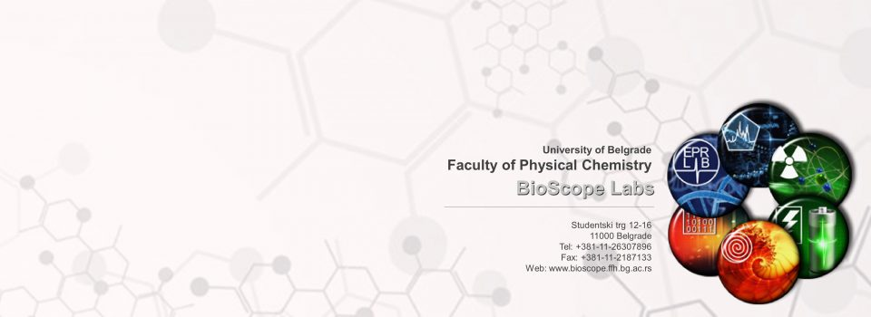 Center for Physical Chemistry of Biological Systems – BioScope