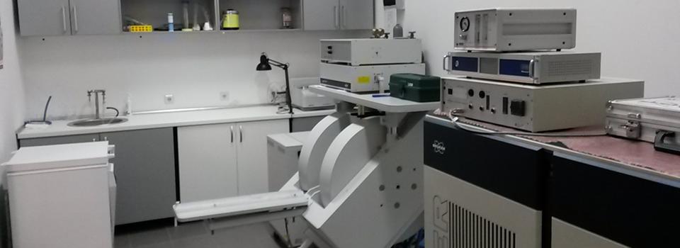 EPR laboratory